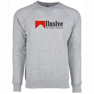 Mt. Hood Crew Sweatshirt