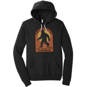 Ilusive Bigfoot Hoodie