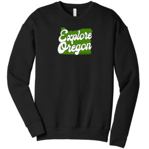 Retro Explore Crew Neck